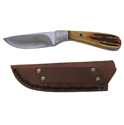 Nueces Skinner Knife with Bone and 3 1/4 Inch Blade