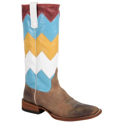 Macie Bean Chev-ilry Is Not Dead Western Boot