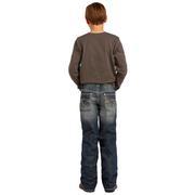 Rock & Roll Cowboy Boys' Medium Wash Jeans