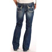 Rock & Roll Cowboy Mens Western Jeans