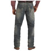 Rock & Roll Cowboy Mens Tuf Cooper Competition Fit Straight Leg Jeans