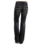 Rock & Roll Cowgirl Boot Cut Dark Wash Jeans