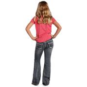 Rock & Roll Cowgirl Girl's American Stitch Jeans