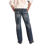 Rock & Roll Cowboy Men's Double Barrel Jeans Relaxed Fit