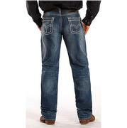 Rock & Roll Cowboy Mens RR Tuf Competition Jeans