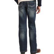 Rock & Roll Cowboy Boys' Dark Jeans