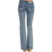 Rock & Roll Cowgirl Womens Junior Low Rise Jeans