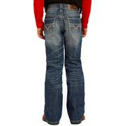 Rock & Roll Boys BB Gun Medium Wash Jeans