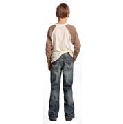 Rock & Roll Boys' Cowboy Jeans