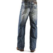Rock & Roll Cowboy Double Barrel Straight Leg Jeans