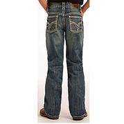 Rock & Roll Cowboy Dark Wash Jeans