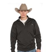 Rock & Roll Denim Tuf Cooper Panhandle Slim 1/4 Zip Fleece Pullover