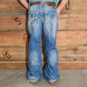 Rock N Roll Cowboy BB Gun Boy's Jeans