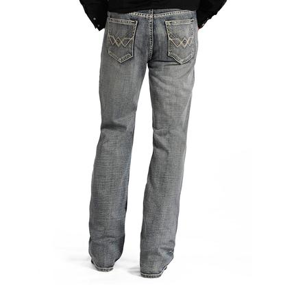 Rock & Roll Cowboy Double Barrel Relaxed Straight Leg Jeans