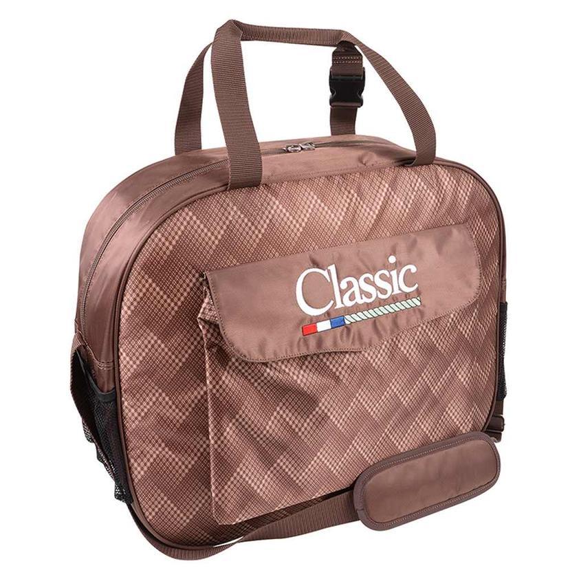 Classic Basic Rope Bag HASHTAG/CHOCOLATE
