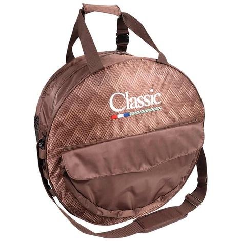 Classic Deluxe Rope Bag HASHTAG/CHOCOLATE