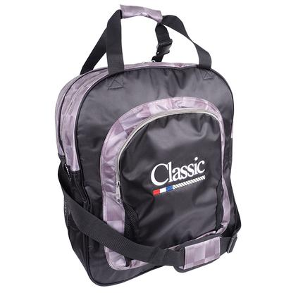 Classic Super Deluxe Rope Bag BLACK/CHECK