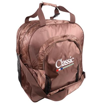 Classic Super Deluxe Rope Bag HASHTAG/CHOCOLATE