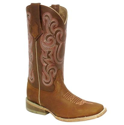 Ferrini Womens Maverick Tan Boot