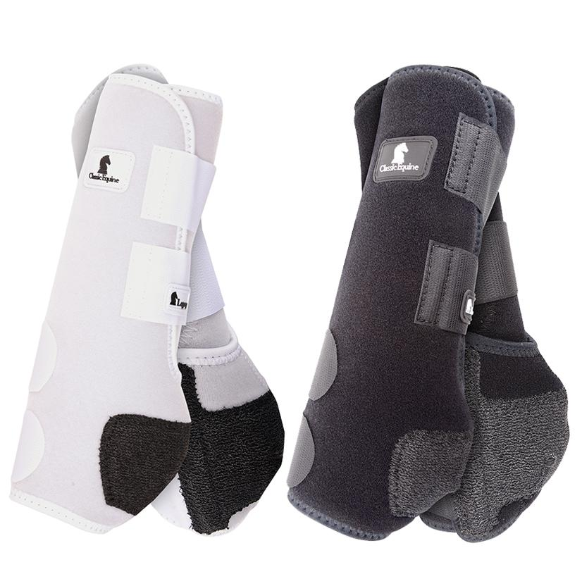 Classic Equine Legacy Support Sports Boot Tall Hind