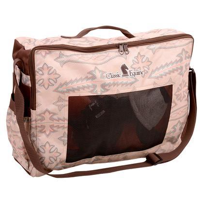 Classic Equine Boot & Accessory Tote Bag BOOT_STITCH