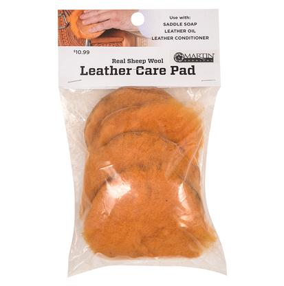 Martin Saddlery Oil Pad Woolskin