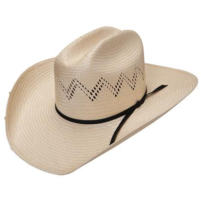 Resistol 7X Riley Straw Hat