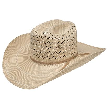 Resistol 20X Tate Long Oval Straw Hat