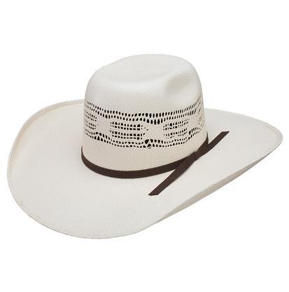 Resistol Buckey Jr Straw Cowboy Hat
