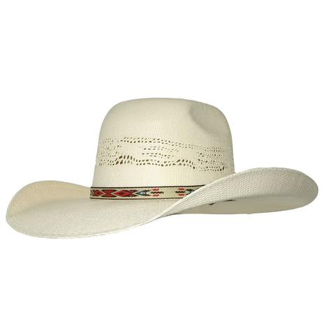 Resistol Young Guns Jr Straw Cowboy Hat
