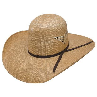 Resistol 7X Wheat Whiskey Wild Man Straw Hat