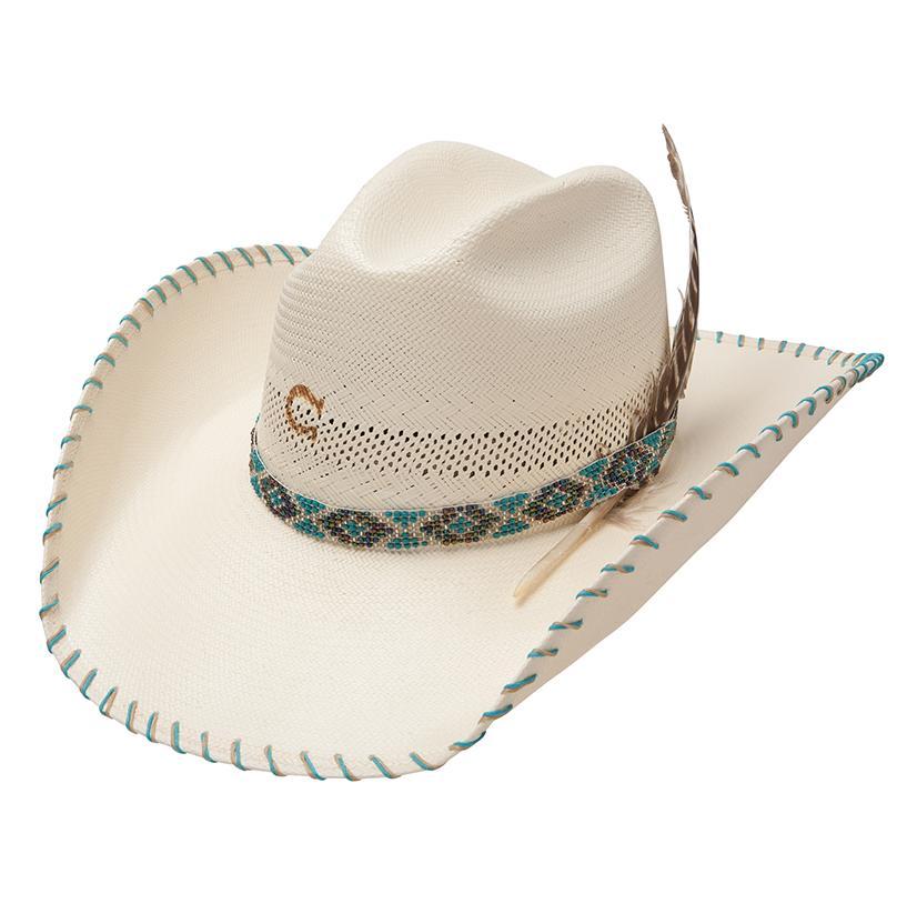 Charlie 1 Horse Apache Straw Cowboy Hat