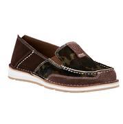 Ariat Women ' S Dark Chocolate Camo Cruiser Shoe