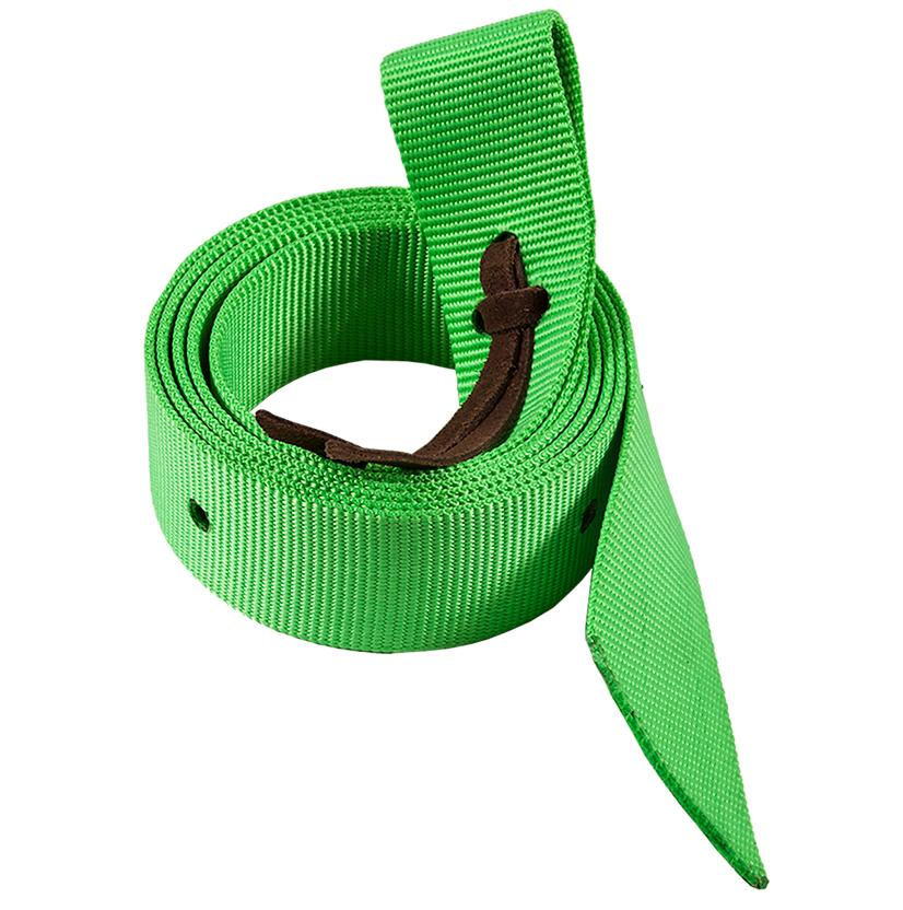 Nylon Cinch Strap LIME