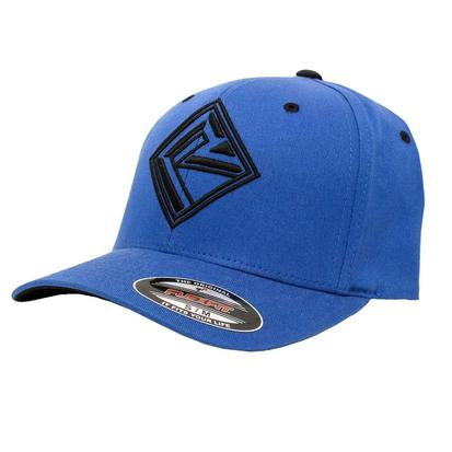 Rock & Roll Cowboy Blue w/Black Logo Baseball Cap