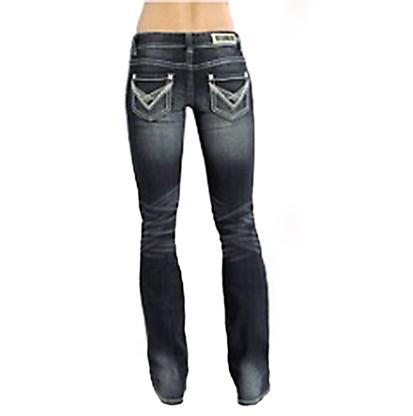 Rock & Roll Cowgirl Women's Original Low Rise Jeans