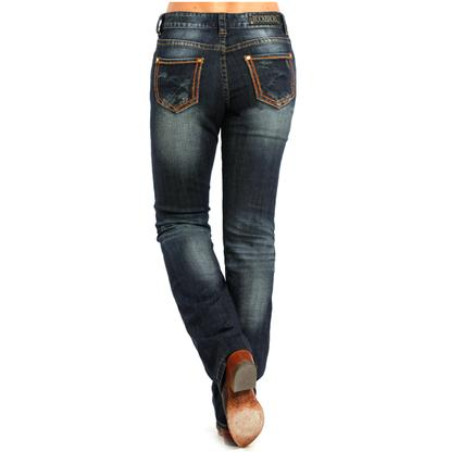 Rock & Roll Cowgirl Women's Boyfriend Fit Jeans