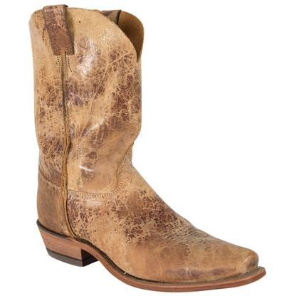 Justin Men's Tan Road Boots
