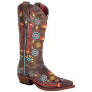 Macie Bean Jambalaya Jesse Snip Toe Western Boots
