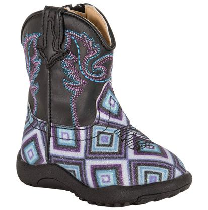 Roper Cowbabies Infant Western Boots