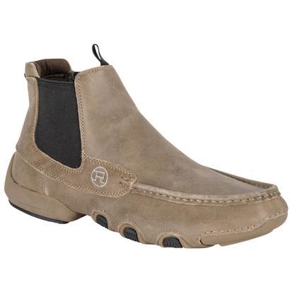 Roper Men's Romeo Cruiser Slipon Shoes