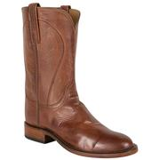 Lucchese Leather  Western Roper Cowboy Boots