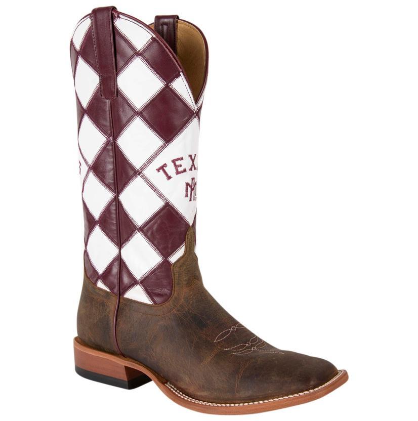 Horse Power Texas Aggie Boots