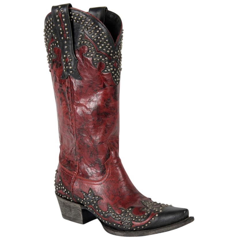 Lane Womens Stephanie Cowgirl Boot