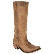 Liberty Black Tall Bovine Leather Boots