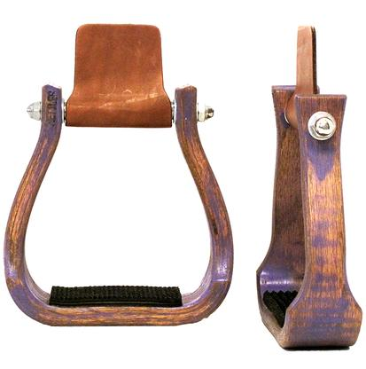 Purple Barrel Racing Stirrup 2 inch
