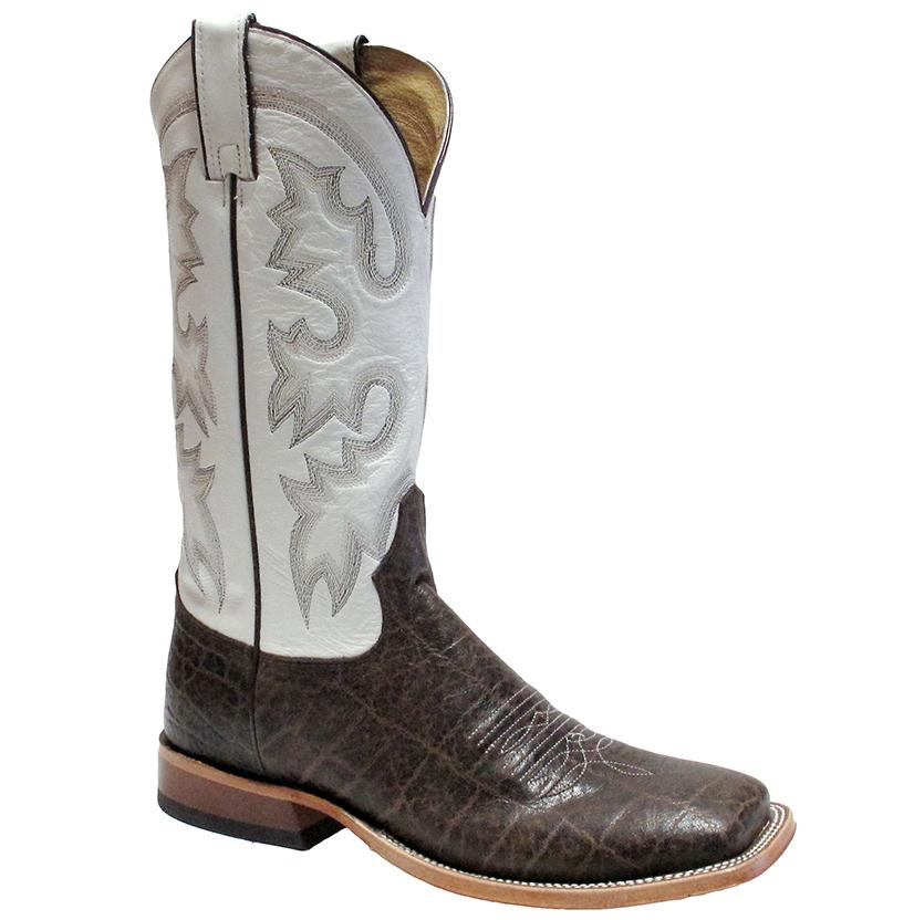 Tony Lama Mens Chocolate Vaca Cowboy Boots