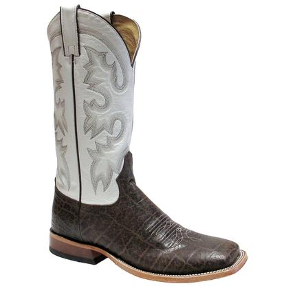 Tony Lama Mens Chocolate Vaca Cowboy Boots