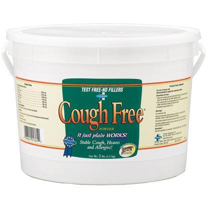 Cough Free Powder for Horses, 3 lb