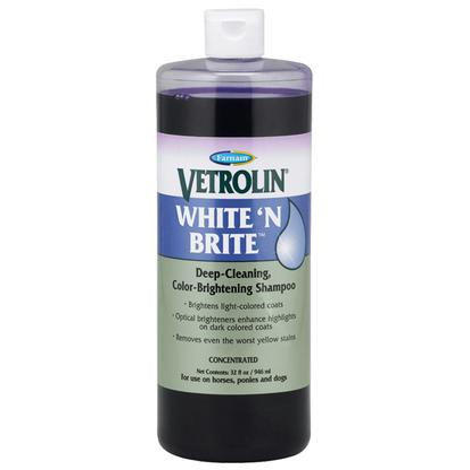 Farnam Vetrolin White 'N Brite Shampoo 32 oz.